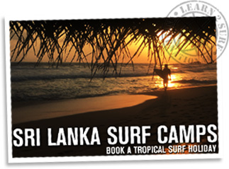 Sri Lanka Surf Camps