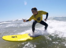 Prvate Surfing Lesson